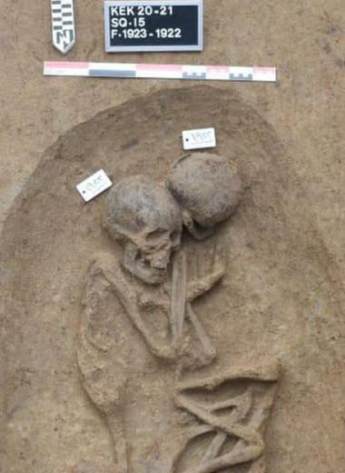 110 древних гробниц: новая находка в Египте