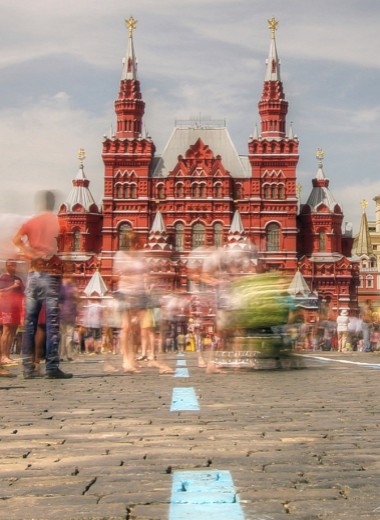 Откуда в Россию едет больше всего туристов?