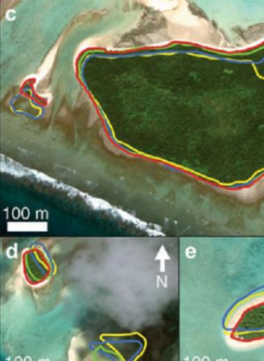 Вода прибывает — острова растут: как это возможно?