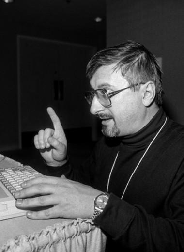 Мечтатель из СССР: как бывший ученый и основатель Evernote Степан Пачиков покорил Кремниевую долину
