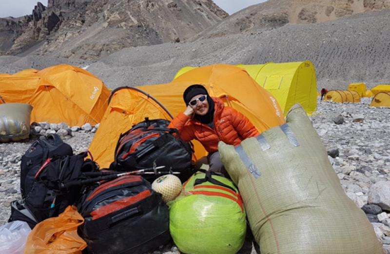 Истории альпинистов и путешественников о горах, испытаниях и эйфории
