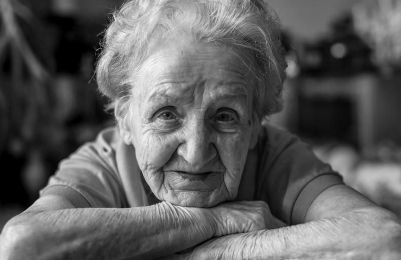 «Лица века»: как изменились долгожители с возрастом