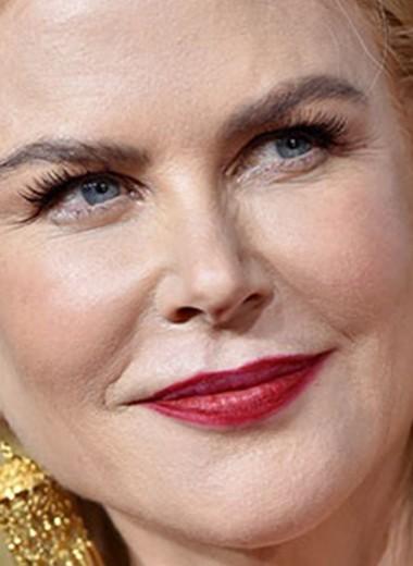 От ангельской красавицы до инопланетянки: что не так с Николь Кидман