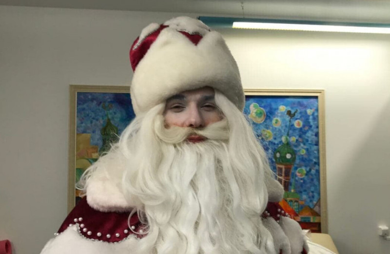 «Не могу написать в объявлении, что я Дед Мороз с антителами, потому что у меня их нет»: актёр о работе в праздники