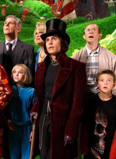 Великие и Ужасные: 13 незабываемых сцен из фильмов Тима Бертона