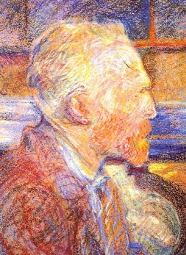 Алкогений: Винсент Ван Гог