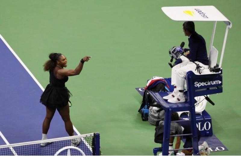 Серена Уильямс и скандал в финале Открытого чемпионата США — объяснение инцидента для чайников