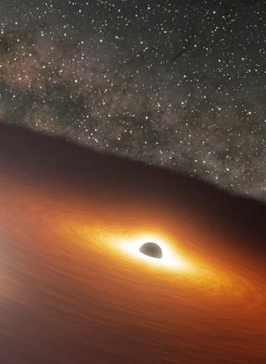 Астрономы смогли предсказать вспышку в далекой галактике с точностью до четырех часов
