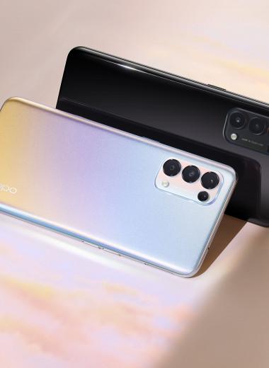 Обзор Oppo Reno5: Достойный бюджетный камерофон, но далеко не лучший