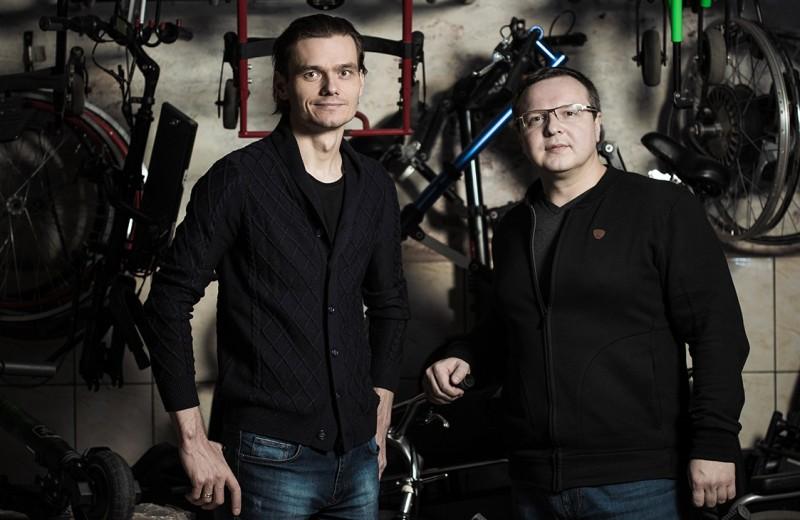 Ставка на приставку: как 2 москвича сделали привод для инвалидных колясок