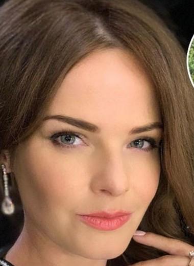 Звезда сериала «Тест на беременность» Анна Пескова полтора года скрывала ребенка