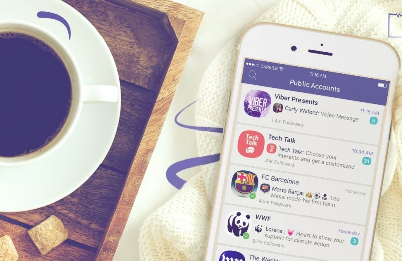 10 полезных функций Viber, о которых вы не догадываетесь