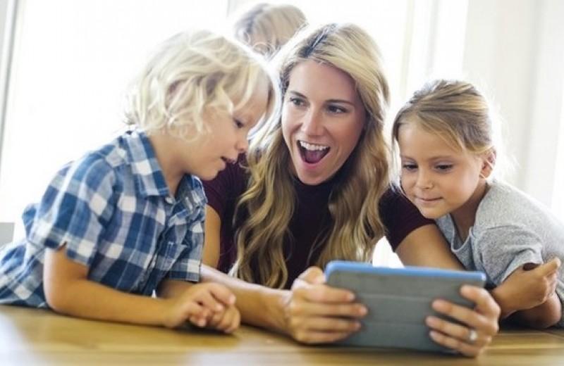 Семейные привычки: учим английский вместе с детьми