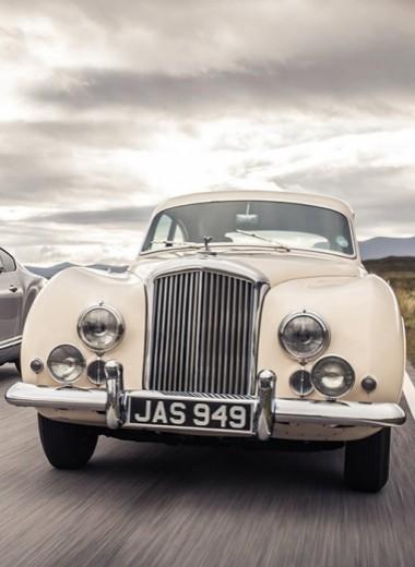 От Blower до лимузина королевы: самые важные автомобили марки Bentley