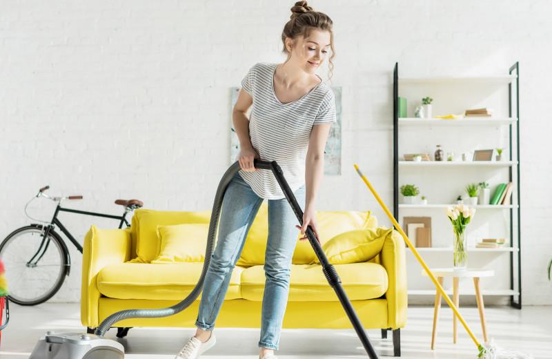 Чудо техники: как пользоваться моющим пылесосом
