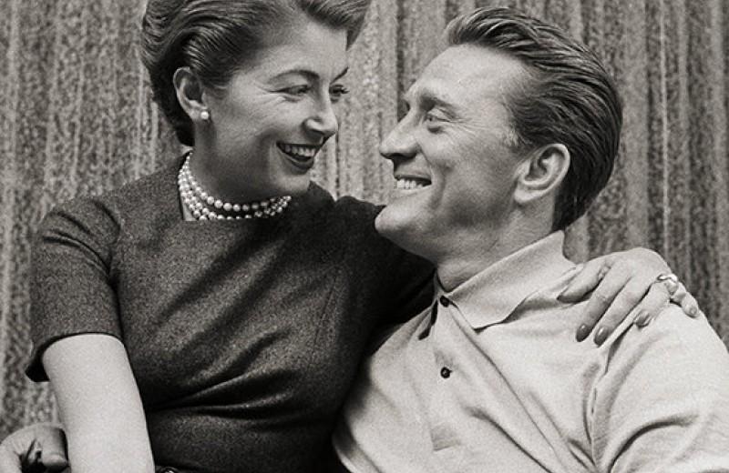 Это навсегда: история любви 102-летнего Кирка Дугласа и его жены Энн Байденс