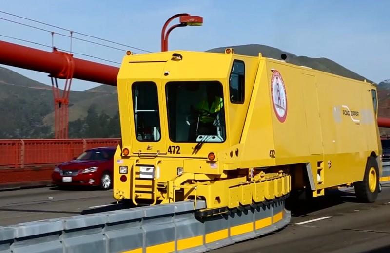 «Молния» безопасности: самая экзотическая дорожная машина