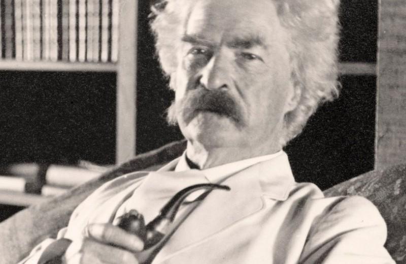 Под большим вопросом: почему Марк Твен не любил интервью (и журналистов)
