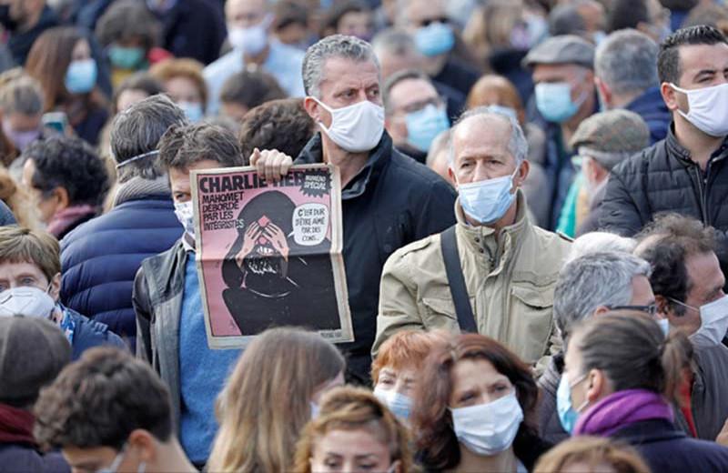 Как Рамзан Кадыров комментирует жестокое убийство французского учителя Самуэля Пати