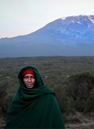 Константин Колотов: Едем на Килиманджаро