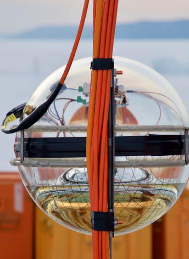 Космическая рыбалка: как поймать нейтрино в байкальской воде