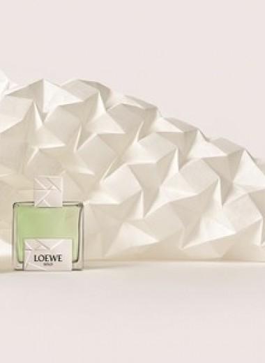 Solo Loewe Origami для настоящих самураев