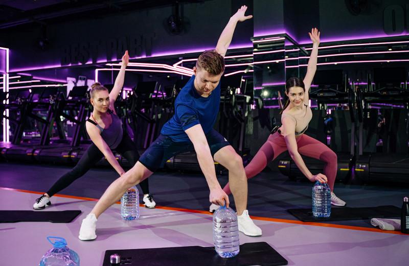 Прокачай себя! Тренировка c REBOOT LIVE # 6. Силовая тренировка ABS.