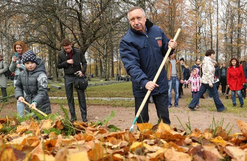 Александр Беглов пойдет за избирателями