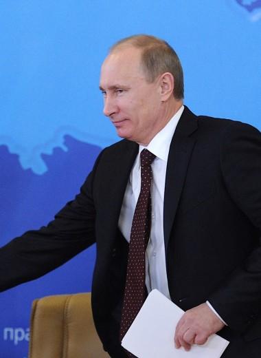 Контрнаступление на Запад. Сурков рассказал об исторической роли «государства Путина»