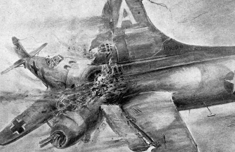 Спецотряд «Эльба»: первая атака немецких камикадзе
