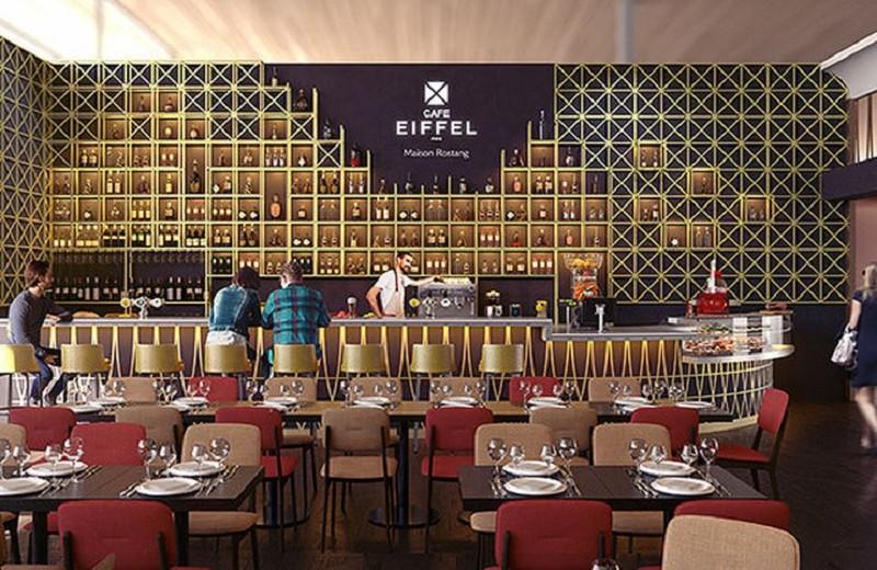 Больше никаких чипсов: в аэропортах Парижа откроют мишленовские рестораны