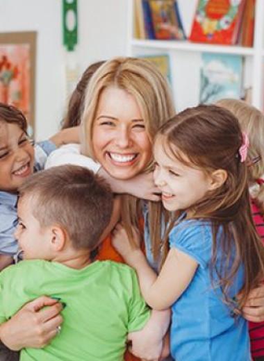 Детский сад. Как мотивировать и развивать педагогов, чтобы они не выгорали