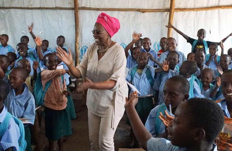 «Торжество любви над ненавистью». Как женщина из Бурунди спасла 30 тысяч детей от гибели