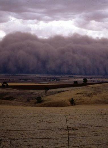 В земной атмосфере в 4 раза больше пыли, чем считалось ранее