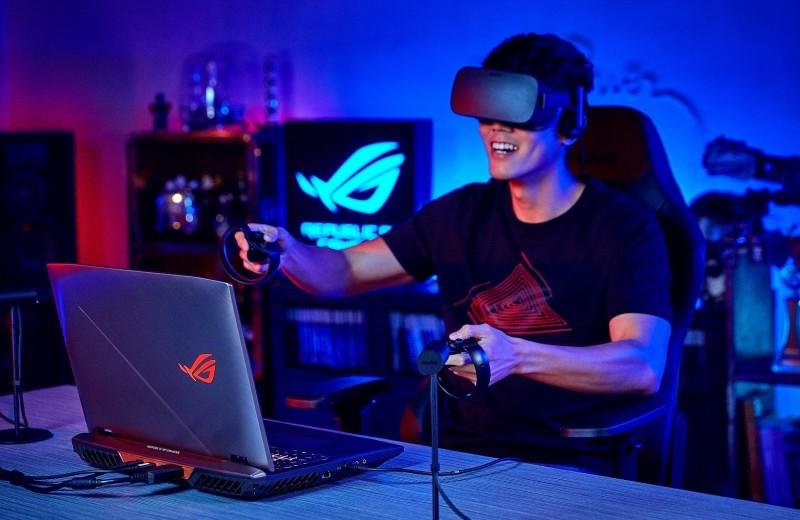Ноутбук для поклонников игр: тестируем ASUS ROG G703