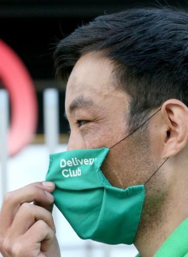 Бунт зеленых человечков: кто и зачем решил устроить забастовку курьеров Delivery Club