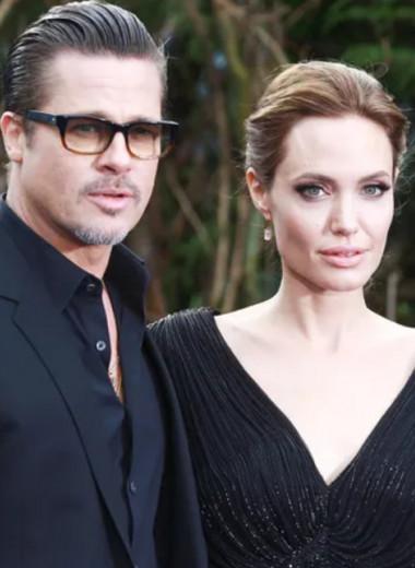 Остались друзьями? Хроника развода Анджелины Джоли и Брэда Питта