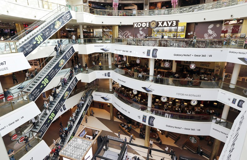 Куда уходят шоппинг-моллы? Россия утратила первое место по строительству торговых центров