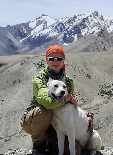 Одна вокруг света: отпустите меня в Гималаи, и я останусь там навсегда