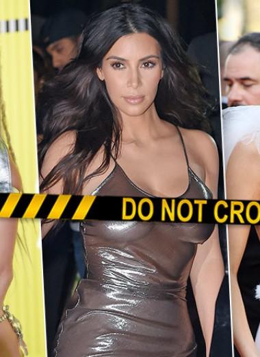 Без стыда: звезды, которые любят оголять грудь на публике и делают это часто
