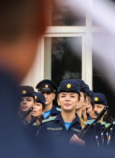Хорошо ли быть женщиной перед лицом закона