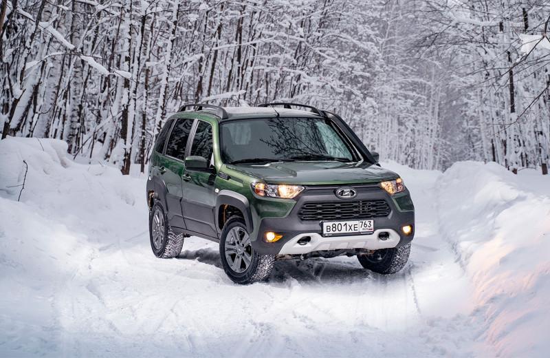 Новая Lada Niva Travel: первые впечатления за рулем