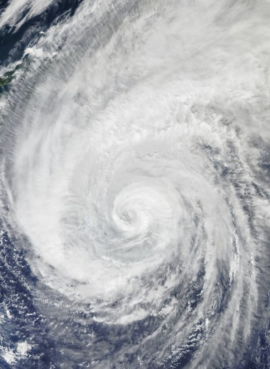 Сильнейший тайфун за последние 60 лет: последствия «Хагибиса» в Японии