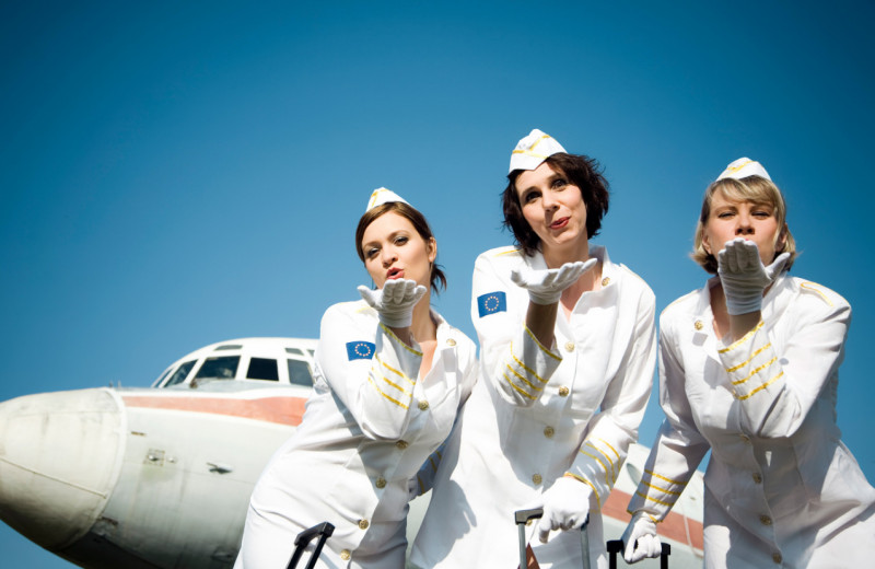 Мне бы в небо: 10 фактов о работе стюардессы
