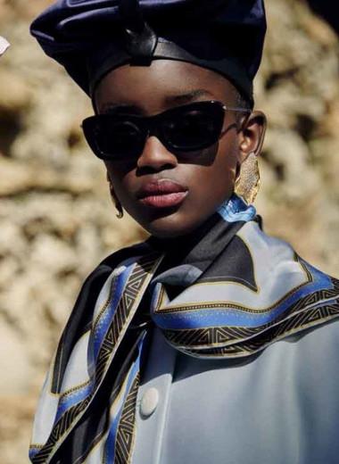 Стиль «Внутри Лапенко», бабушкины шарфы и женские галстуки: какой будет мода 2021 года