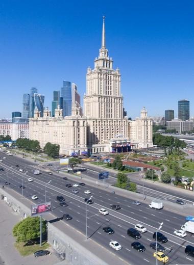 Отбойники уткнулись в ФСО: когда Кутузовский станет безопасным
