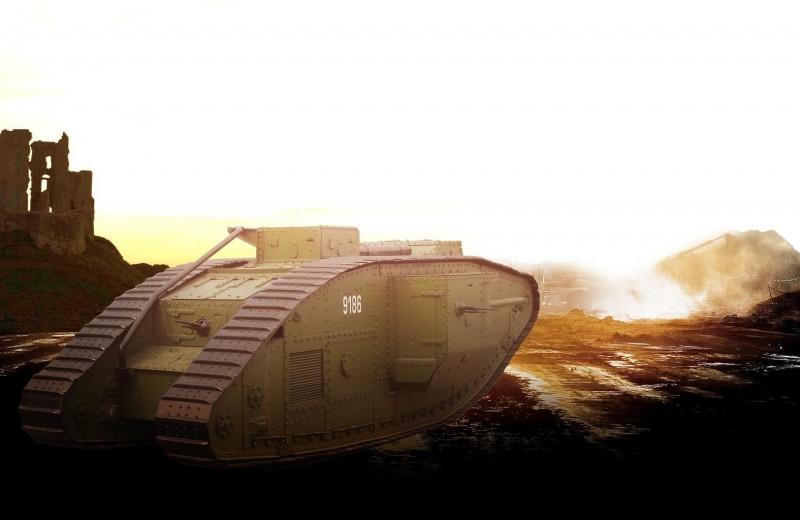 Бронетехника Гражданской войны: собственные разработки Белой гвардии