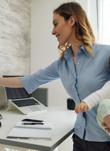 Мама или бизнес-леди? Как совмещать любовь к детям и к своему делу
