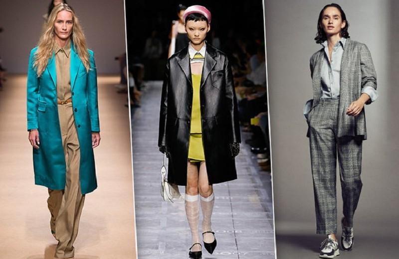 Мальчик в девочке: маскулинный тренд с недели моды в Милане