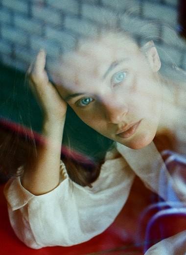 Girl in Vogue: Оля Тимощенко